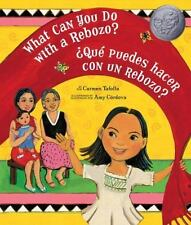 What Can You Do With a Rebozo?/¿Qué puedes hacer con un rebozo? (Engli-ExLibrary