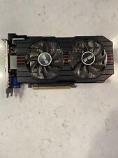 ASUS GeForce GTX 650 Ti (GTX650TI-1GD5) 1GB GDDR5 SDRAM PCI Express 3.0 Video...
