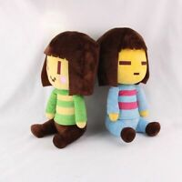 20cm Undertale Frisk and Chara Plush Doll Stuffed Toy Set Kids Christmas Gift