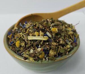 Ni Ni Time Sleepy Tea Valerian Root Passion Flower Chamomile Flowers Lavender