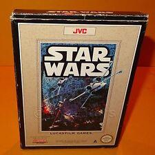 VINTAGE 1991 NINTENDO ENTERTAINMENT SYSTEM NES Star Wars Gioco Carrello boxed PAL A
