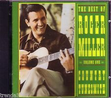 Roger Miller Best Country Tunesmith Volume 1 Classic 50s 60s Rare OOP My Pillow