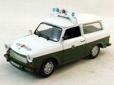 TRABANT 601 UNIVERSAL Volks Polizei -- Police 1/43 --IST -- NEW - NEU--OVP