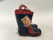 Western Chief The Amazing Spider-Man Rain Boot (Childrens) Size 12