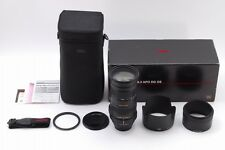 【MINT in BOX】Sigma DG 50-500mm F4.5-6.3 APO HSM OS Lens for Canon from Japan#671