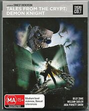 Tales From The Crypt - Demon Knight Blu Ray New & Sealed Region 4 Free Post