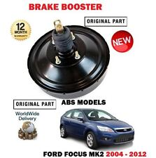 FOR FORD FOCUS MARK 2 + TDCI 2004-2012 NEW ABS BRAKE BOOSTER UNIT