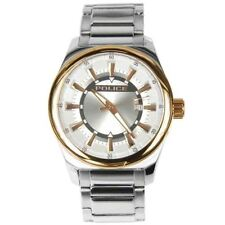 Police Stainless Steel Band Quartz (Battery) Wristwatches