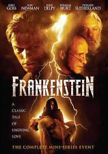 Frankenstein MINI SERIES (DVD, 2016) - NEW!!