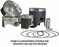 HONDA TRX700XX VERTEX PISTON KIT 102MM 23639A 08-10 TRX 700 XX