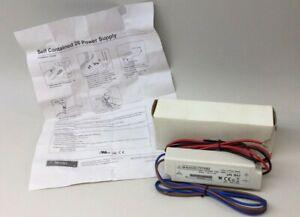 Sloan Led 701680 Class 2 Power Supply Input 100-240Vac 0.55A Output +12V 1.67A