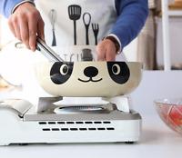 Non Stick Frying Pan Pancake Egg Maker Griddle Crepe Baking Cookware Panda Pot