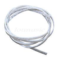 White Pearl 5 feet Guitar Celluloid Binding Purfling Strip 6mm width