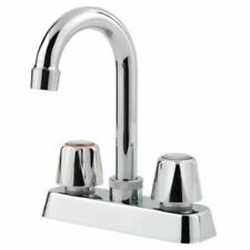 Pfister Pfirst Series 2Handle Bar/Prep Kitchen Faucet Polished Chrome