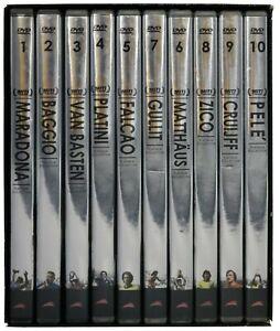 EBOND I Miti Del Calcio - Platinum Collection 10 DVD D572102