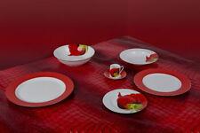 Geschirr- & Tafelservice-Komplettsets aus Porzellan-Sets in Größe 18