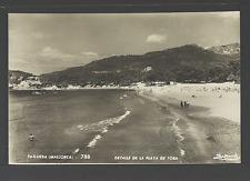 2324.-MALLORCA.-788 Paguera -Detalle de la Playa de Tora (Foto Zerowitz)