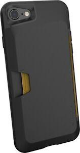 Smartish Wallet Case for iPhone SE 2020, iPhone 7/8/7+/8+, Wallet Slayer Vol.1