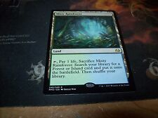 Misty Rainforest Modern Masters 2017 MTG Magic Fetch Land Free Ship WTracking