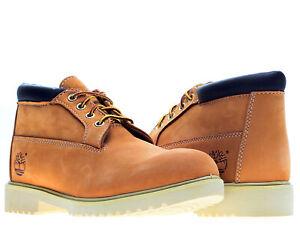Timberland Classic Waterproof Chukka Wheat Nubuck Men's Boots 50061