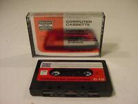 VTG RADIO SHACK TRS-80 COMPUTER CASSETTE C-10
