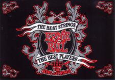 Ernie Ball Best Strings Best Players Sticker