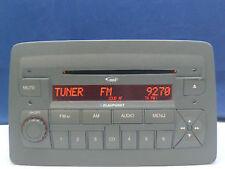 autoradio sinto radio cd mp3 fiat panda