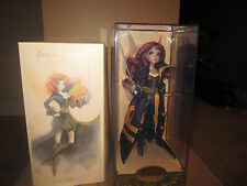 Disney Store Zarina Designer Doll Limited Edition Collector Fairies Tinker Bell