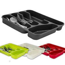 Articles de rangement en plastique pour les couverts de cuisine
