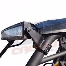 "Clamp-on Roll Cage LED 50"" Light Bar Brackets fit Yamaha Viking UTV side by side"