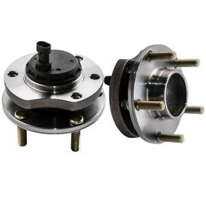 2 FRONT WHEEL BEARING & HUB UNIT FOR HOLDEN COMMODORE VT-II VX VY VZ V6 V8 3.8L