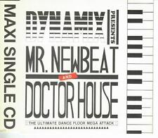 DYNAMIX CD-SINGLE MR.NEWBEAT AND DOCTOR HOUSE
