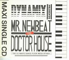 Dynamix CD-Single MR newbeat and Doctor House