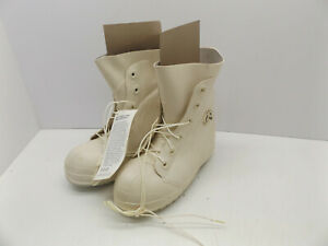 US Military MICKEY MOUSE BUNNY BOOTS -20° ECW USGI White 7W NEW