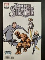 DOCTOR STRANGE #4b (lgy 394) (2018 MARVEL Comics) ~ VF/NM Book
