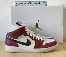 Nike Air Jordan 1 Mid Anti Gravity Machines Sneakers Size UK 9