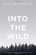 Into the Wild by Krakauer, Jon ( New Paperback book )