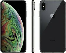 Apple - iPhone XS Max with 64GB Memory Cell Phone (Unlocked) - Space Gray
