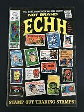 Not Brand Echh #13 - Beatles Cameo - 1st Print VG/Fine