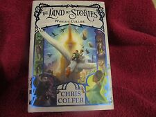 The Land Of Stories # 6-Worlds Collide (BRAND NEW--JUST RELEASED, HARDCOVER BOOK