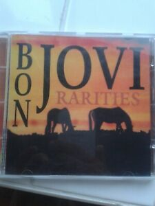 vds BON JOVI rarities live 1993 1cd limited edition