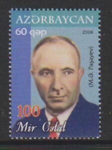 Azerbaijan - 2008, Mir Jalal Pashayev stamp - MNH - SG 722