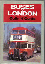 Buses of London - review since 1908 by Colin H Curtis Pub. London Transport 1977