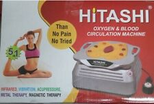 Oxygen Blood Circulation High Vibration Massager + Physiotherapy Machine Device