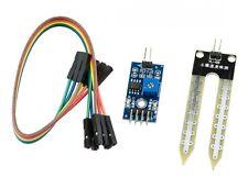 Soil Moisture Sensor Hygrometer Humidity Detection Module for Arduino, Pi, MCU