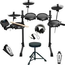 Alesis Turbo Mesh Kit E-Drum Set + KH + DH + DS | Neu