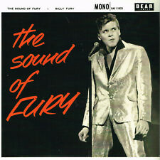 "BILLY FURY - THE SOUND OF FURY (GOLD VINYL 10"" RE-ISSUE LP) New 2020 Release"