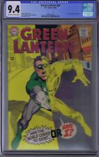 Green Lantern  #63 DC 1968 CGC 9.4 (NEAR MINT ) Neal Adams COVER
