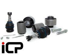 ICP Bottom Wishbone Arm Bushes & Ball Joints Fits: Subaru Impreza 07-10 WRX STi