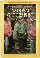 Vintage National Geographic Magazine October 1979 Vol. 156 No. 4